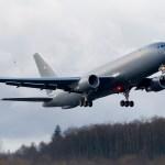 Boeing e USAF completam com sucesso primeiro teste de voo do programa KC-46