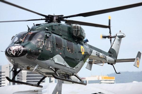 HAL Dhruv - Ecuador - Air Force