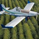 Novo Embraer Ipanema 203 é destaque em feira do agronegócio