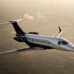 Legacy 500 da Embraer estabelece quatro recordes mundiais de velocidade