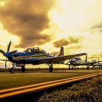 Esquadrilha da Fumaça faz primeira apresentação pública com o A-29 em Maringá, PR