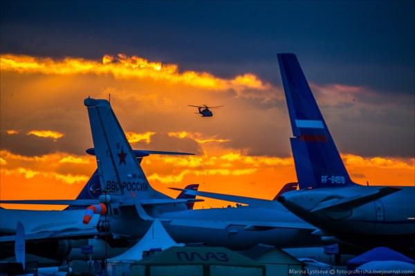 Salão Internacional da Aviação e Espaço - MAKS 2015 / Foto: Marina Lystseva