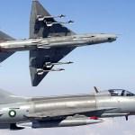 Acidente com Chengdu F-7 no Paquistão