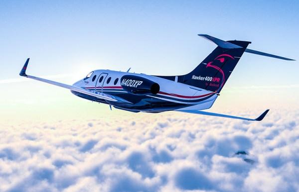 A FAA concedeu a certificação para o pacote de modernização HAwker 400XPR.