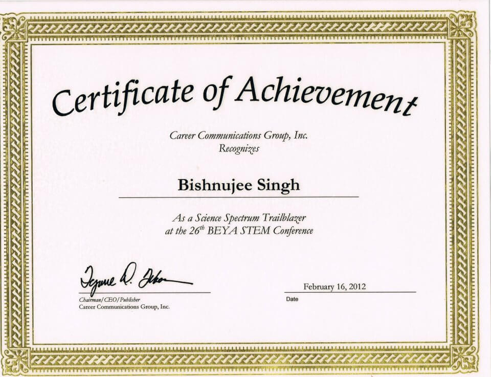 membership certificate template withem
