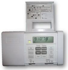 Honeywell programmable thermostat