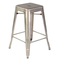 Tolix Style Metal Industrial Loft Cafe Counter Stool in ...