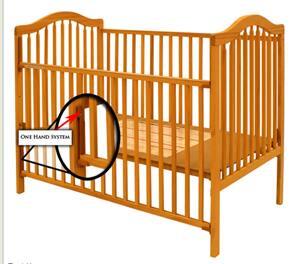 Drop Side Crib