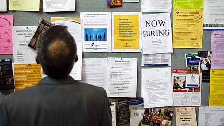 Unemployment rate drops to 7.2% on 59,000 new jobs