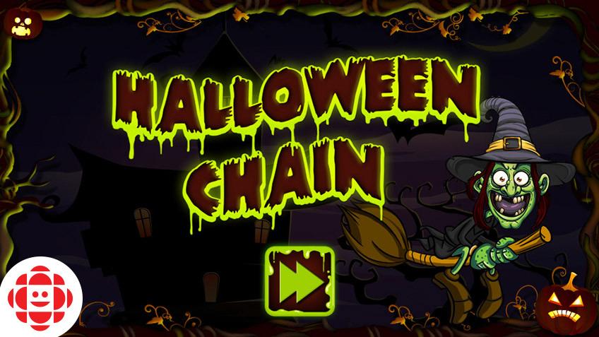 Free Fall Halloween Wallpaper Halloween Chain Play Free Online Kids Games Cbc Kids