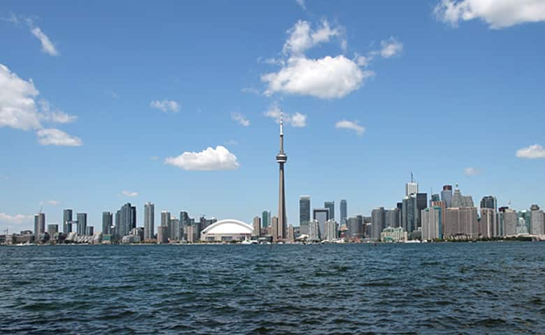 Fsx Wallpaper Hd Toronto Skyline Before And After