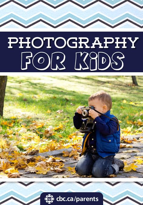 Photography For Kids What Kids Learn When They\u0027re Behind The Camera