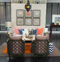 Five Steps to a Moroccan-Inspired Living Room - Steven and ...