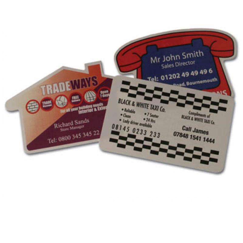Shaped Business Cards  Toys and Games  CBG Trade Ltd