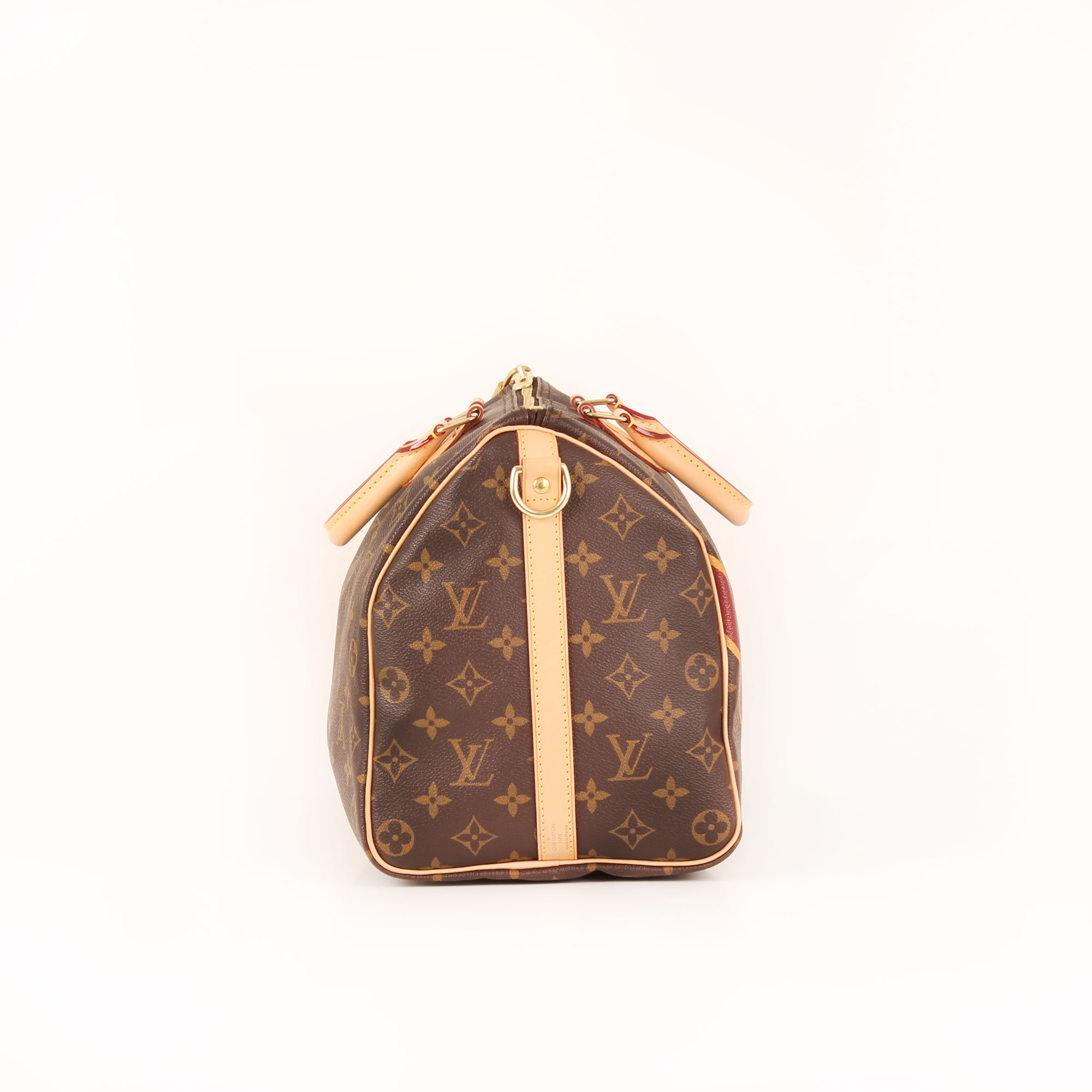 louis vuitton monogram initials