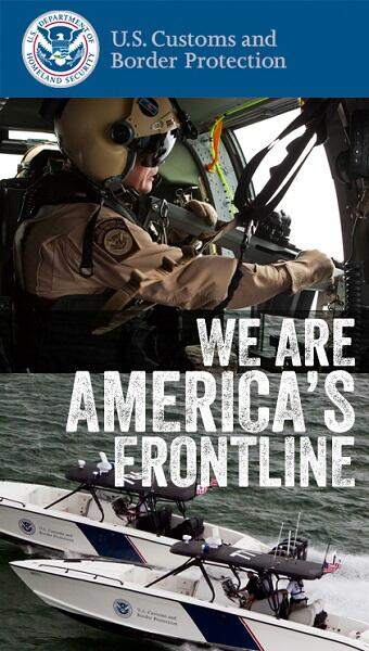 Aviation Enforcement Agent (AEA) US Customs and Border Protection