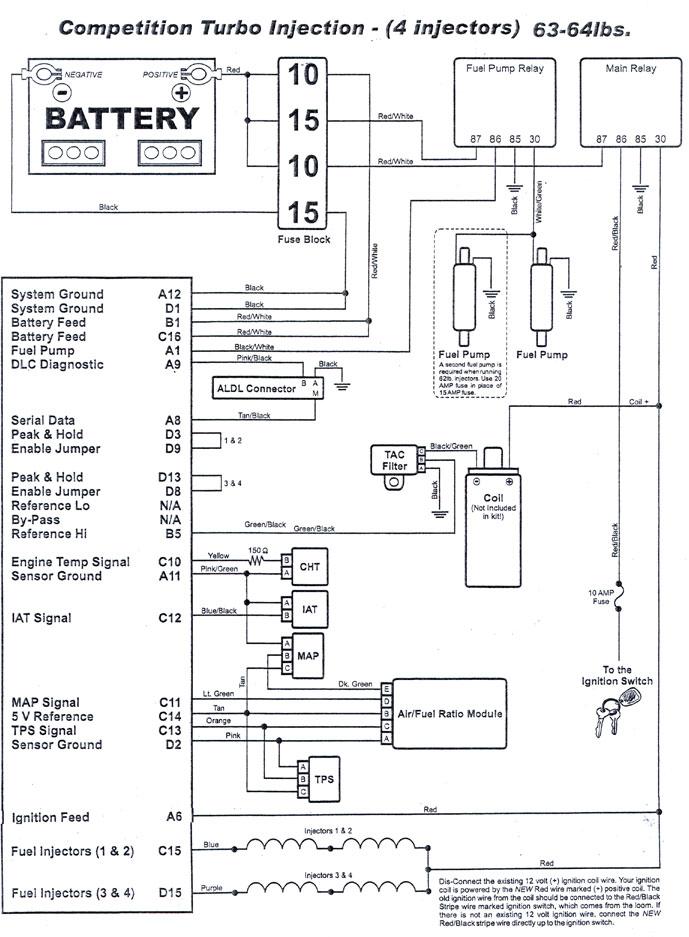 Mallory Pro Comp Distributor Wiring Diagram Wiring Diagram