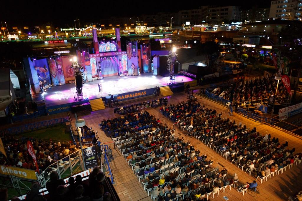 Gala de la Reina Carnaval Maspalomas 201879