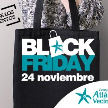 BLACK FRIDAY Centro Comercial Atlantico Vecindario