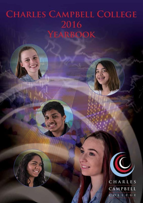 2016 College Yearbook SAMPLE - Charles Campbell College - sample yearbook