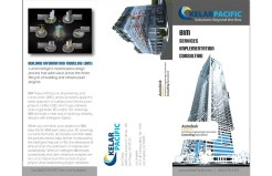 Tri-fold Brochure with Mailing Information direct mail grpahic designer san diego