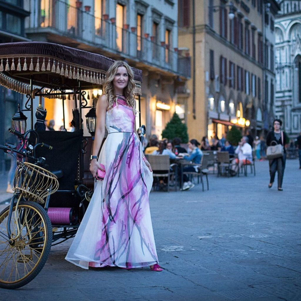 LIKE A PRINCESS IN FLORENCE