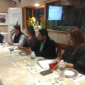 Conferencia de prensa sobre el Foro en Querétaro