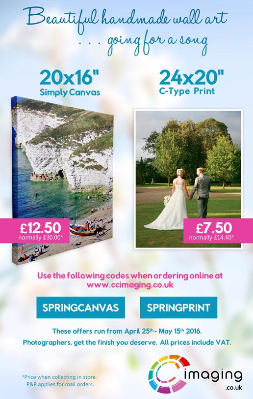cc imaging canvas deal