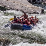 Rafting fun on the South Fork, Payette River (not us)