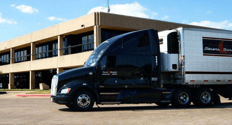 Stevens Transport to equip 2,000 tractors with Qualcomm\u0027s MCP200