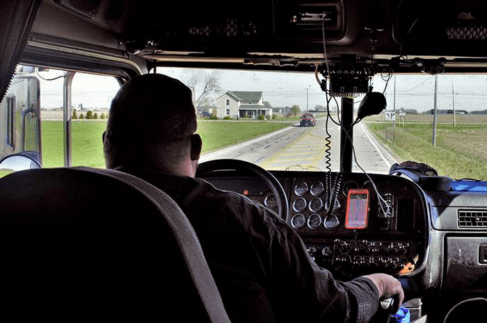 FMCSA discusses personal use of trucks for drivers, carriers