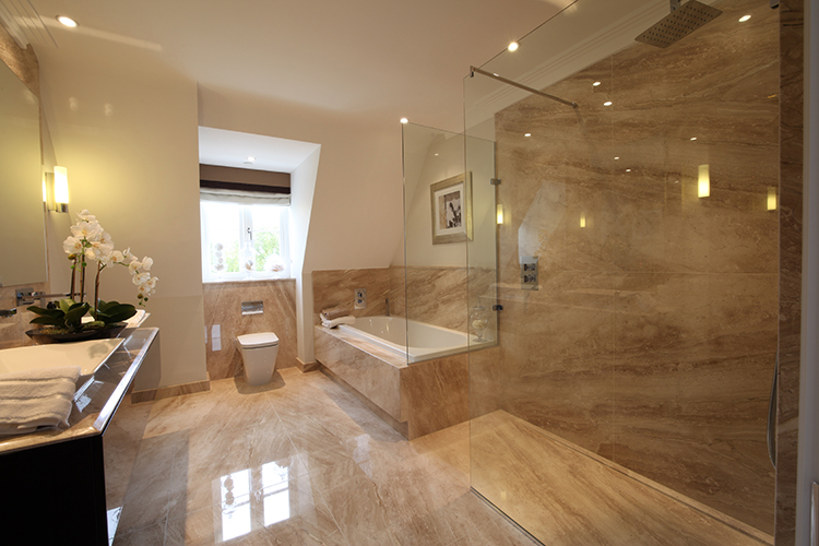 Wet Room Design Gallery -