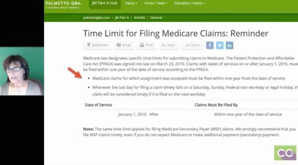 Insurance Claims Timely Filing Limit | Resume Key Action Verbs
