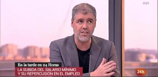 Entrevista a Unai Sordo en RTVE