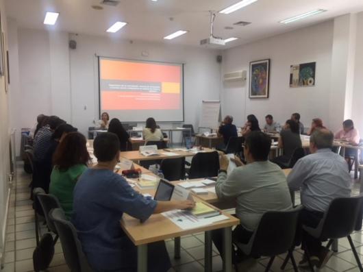 """Seminario """"Precariedad y Fronteras de Laboralidad"""""""