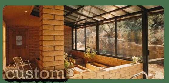 Custom Pool Spa Enclosures Residential Commercial