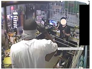 Robbery at Quik Shop May 17, 2015