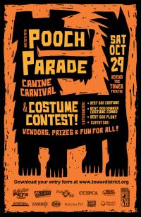 4th Annual Pooch Parade, Canine Carnival & Costume Contest ...