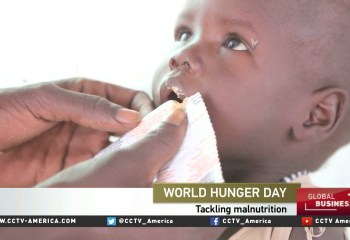 Combating hunger in the US and around the world