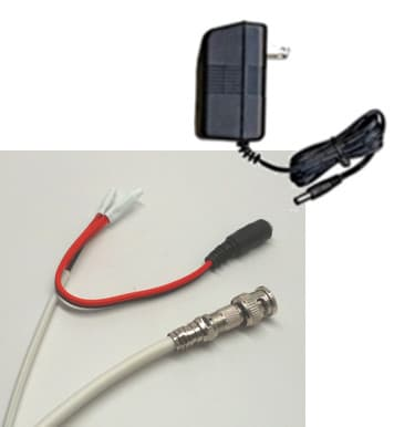 RG59 Siamese Coax Cable Wiring Guide for Analog CCTV Cameras  HD