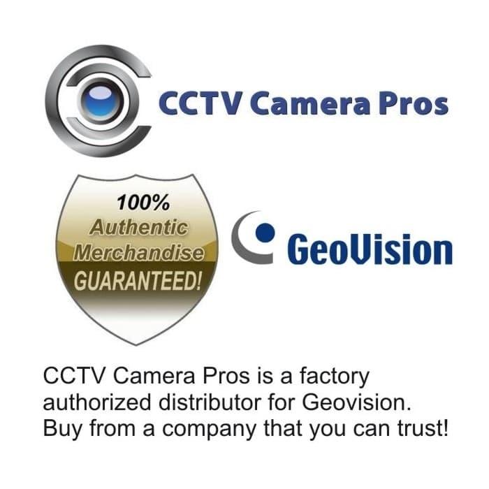 PCPRO-GV16 16 Camera Geovision PC Based Surveillance DVR, Mobile Apps