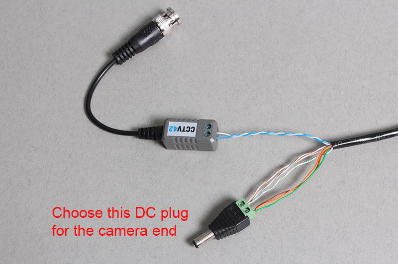 striped camera cctv wiring diagram