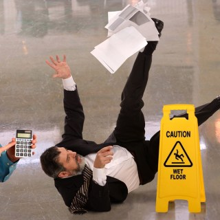 slip and fall lawsuit