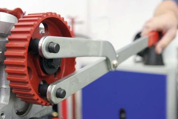 Sealey Vs783 Universal Pulley Fan Clutch Holder Set
