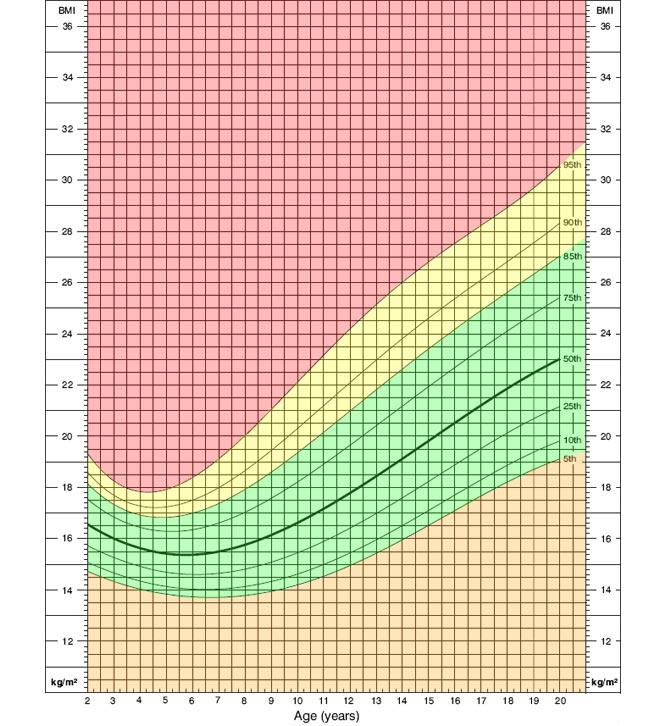 BMI Percentile Calculator for Child and Teen Healthy Weight CDC