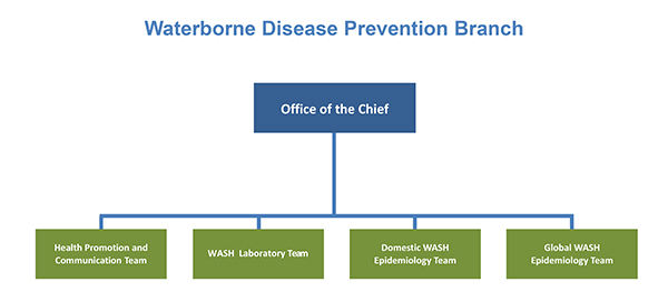 Waterborne Disease Prevention Branch DFWED NCEZID CDC