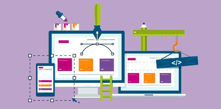 Website Development Templates Versus Custom Design Clockwork