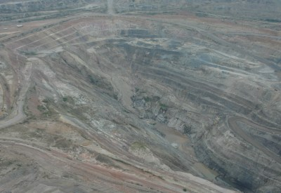 2nd largest mine in the world