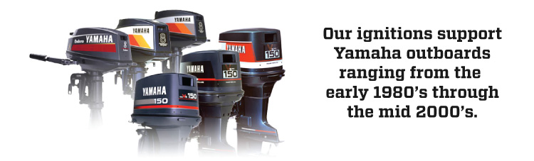 CDI Offers the Deepest Coverage of Ignition Parts for Yamaha Outboards