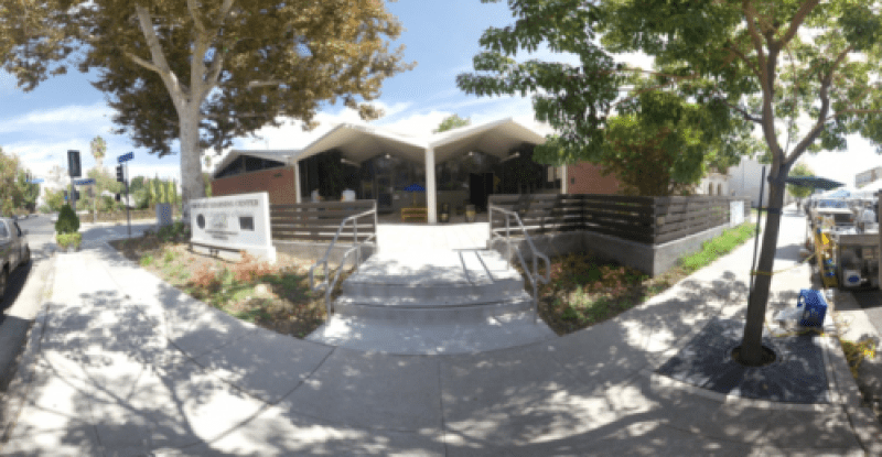 CDI Early Learning Center Front Yard, Child Development Institute, Canoga Park